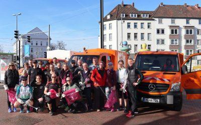 eichels: Event veranstaltet Plogging-Aktion