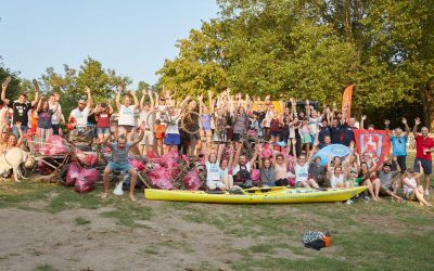 Hannover sauber beteiligt sich an Clean Up Tour für Hannovers Flüsse