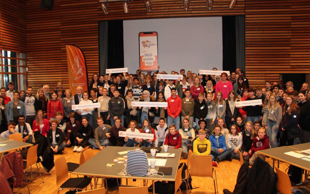Schülerkongress zur Nachhaltigkeit