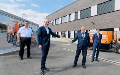 Neue aha-Betriebsstätte in der Nordstadt